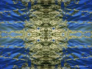 Reflet fractal à Gand_10X13,33_300dpi_signé_